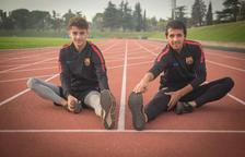 Aleix i Gerard Porras: