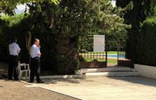El juez ordena reconstruir la muerte del niño que se ahogó en Les Borges