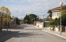 Castellserà renueva el 30% de sus antiguas farolas para ahorrar