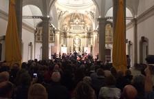 Estrena de l'Orquestra de Cambra de la Catalunya Interior