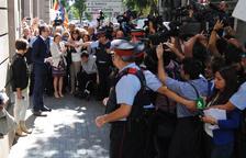 La Fiscalia arxiva la causa contra Marc Solsona per col·laborar en l'1-O