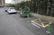 Veïns d'Alfarràs contraris al porta a porta deixaran les escombraries a l'ajuntament