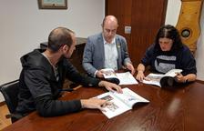 Balaguer lleva al Teatre municipal el reconocimiento a Robert Martínez