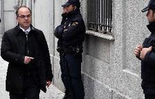 Jordi Turull asegura que el independentismo no le debe nada a Pedro Sánchez