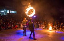 Talarn reúne a un millar de personas en su feria del circo