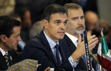 Sánchez suggereix que no presentarà els comptes si no aconsegueix suports