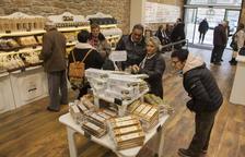 Torrons Vicens obrirà una nova botiga per l'allau de visitants