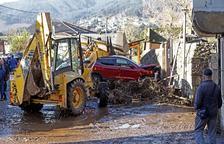 El temporal se salda con una fallecida, un desaparecido y diversos rescates
