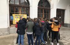 Vídeo comarcal contra la violencia hacia la mujer