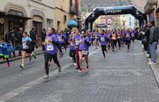 Córrer contra la violència de gènere