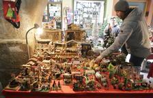 L'esperit festiu omple Cervera i Balaguer amb els tradicionals mercats nadalencs