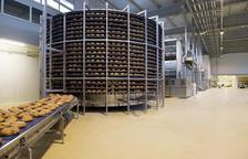 La planta de pa de BonÀrea, a Guissona, ja funciona al cent per cent