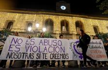 Fiscalía pide que La Manada entre ya a prisión