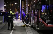 La lleidatana envestida per un bus a Saragossa tenia prioritat de pas