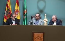 Nou acte de germandat entre Fraga i Lleida