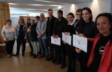 La Alta Ribagorça premia a sus mejores jóvenes emprendedores