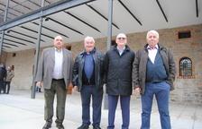 Amadeu Ros, nou president del Canal d'Urgell