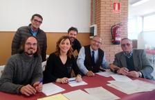 La familia Viladrich cede su fondo documental a Anglesola