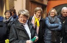 La coordinadora de Ciutadans a Balaguer nega amenaces a una dona a Balaguer pels llaços
