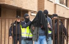 Detinguts un presumpte jihadista a Tarragona i un altre a Vitòria