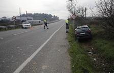 Cuatro heridos en accidentes en Soses y Balaguer