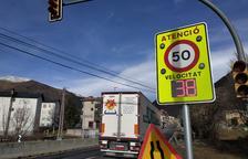 Más seguridad peatonal en la travesía de Vilaller
