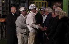 Alemanya tanca l'última mina activa de la conca del Ruhr