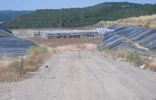 Un nou pla urbanístic per legalitzar el dipòsit de residus del Solsonès