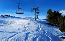 Les estacions, a punt per rebre milers d'esquiadors fins al dia d'Any Nou