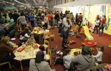 Obren els parcs infantils que ompliran d'activitats lúdiques i educatives desenes de localitats