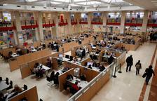 Lleida té 1.400 empleats més de la Generalitat que fa deu anys