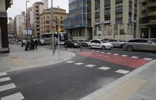 Hospitalitzada pel primer accident greu d'un patinet elèctric a Lleida