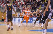 El Força Lleida cau al feu del Corunya en un partit amb massa errors i un altre conat de tangana