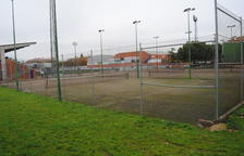 Tercer camp de futbol a la zona esportiva de Mollerussa