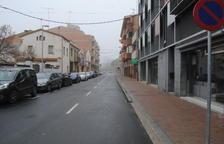 Reformada l'avinguda Catalunya a Mollerussa