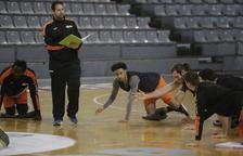 El Força Lleida, pendiente del transfer de Josh Steel
