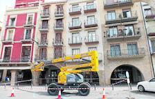 Balaguer rehabilitarà quaranta façanes més del centre el 2019