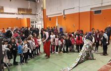 El parc L'Aventura de Nadal de Mollerussa atreu unes 9.600 persones