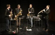 Kebyart Ensemble obre els recitals 'íntims' de CaixaForum