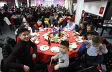 Any nou per a 300 xinesos de Lleida