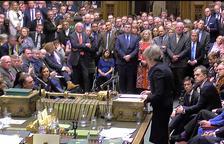 El Parlamento británico rechaza el acuerdo del Brexit por una aplastante mayoría