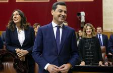 """Moreno gobernará Andalucía """"sin prejuicios y sin cordones sanitarios"""""""