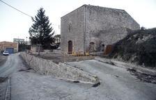 Talavera recupera l'entorn de l'església