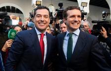 """Rajoy avisa a Casado sobre Vox: """"no son buenos los doctrinarios"""""""