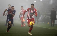 El Huesca, sin acierto rematador, sigue sin levantar la cabeza