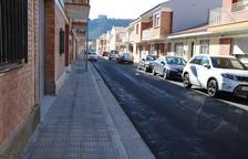 Más de 63.000 euros para renovar los servicios en el calle Ñ de Mequinensa