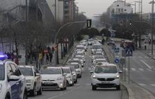 """""""Si Uber i Cabify arribessin a Lleida, llavors prendríem mesures"""", asseguren els taxistes"""