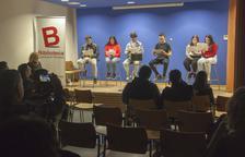 Alumnos de Tàrrega leen obras teatrales de Pedrolo