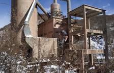 La mineria vira cap a la indústria i el turisme reviu mines tancades a Lleida