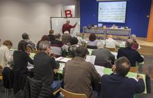 Éxito de participación en el octavo curso de paleografía en Tàrrega